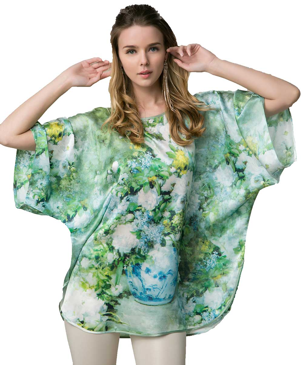 Silk Nightgowns Aren\'t Just for Sleeping | 5 Fashionable Ways to ...